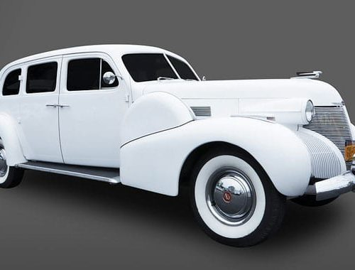 1939 Antique Cadillac