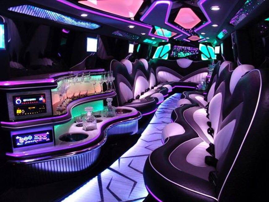 Sweet 16 Limousine