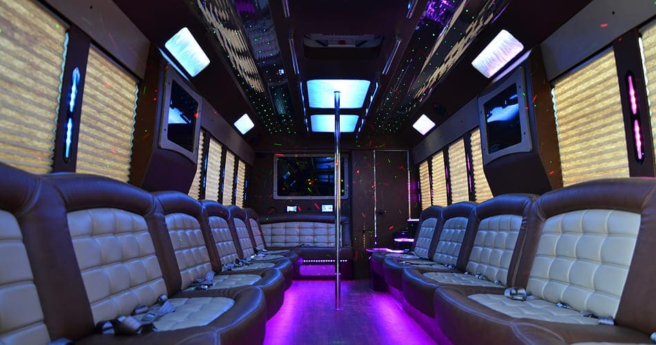 F650 Party Bus, Prom, Bachelorette Party, Sweet 16