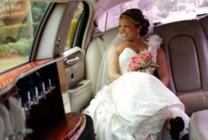 Wedding Party Limousine