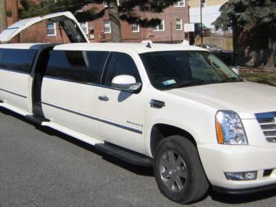 Jetdoor Limousine Exterior