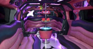 Hummer Double Axle Interior Limousine