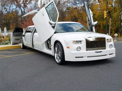 Limo for rental