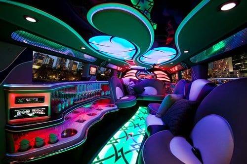Hummer Single Axle Limousine
