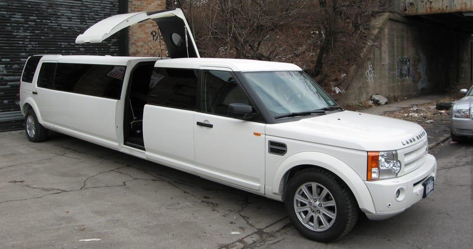 Land Rover JetDoor Limousine