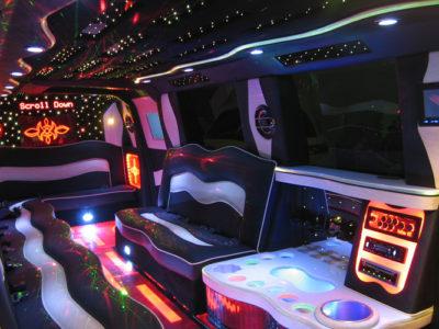 Land Rover SUV Limousine