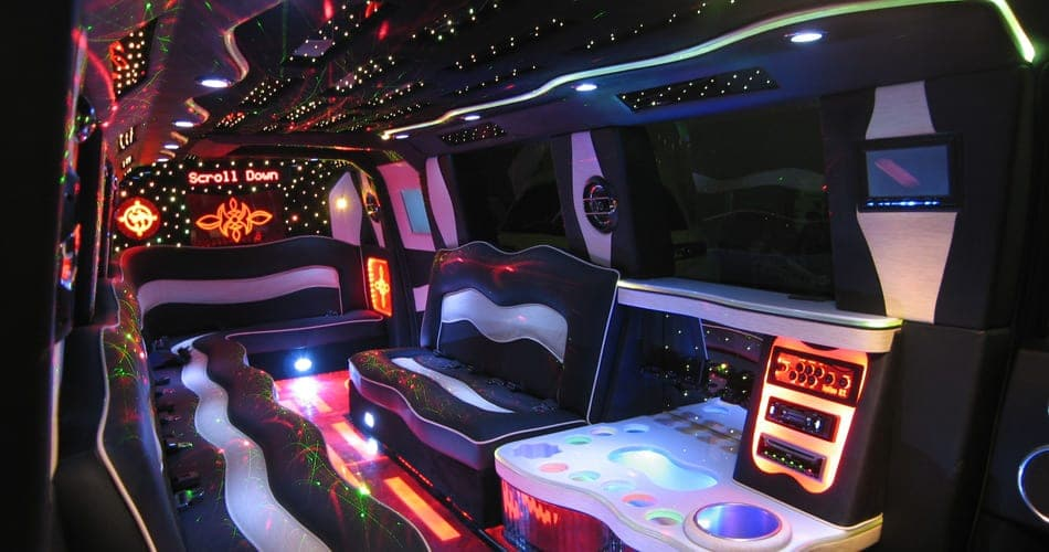 Land Rover SUV Limousine