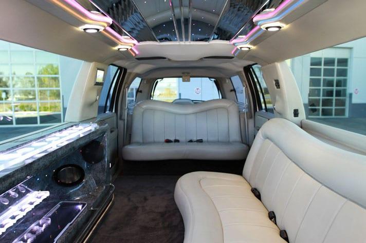 Lincoln Navigator Limousine Interior