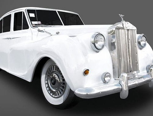 Antique Princess Rolls Royce