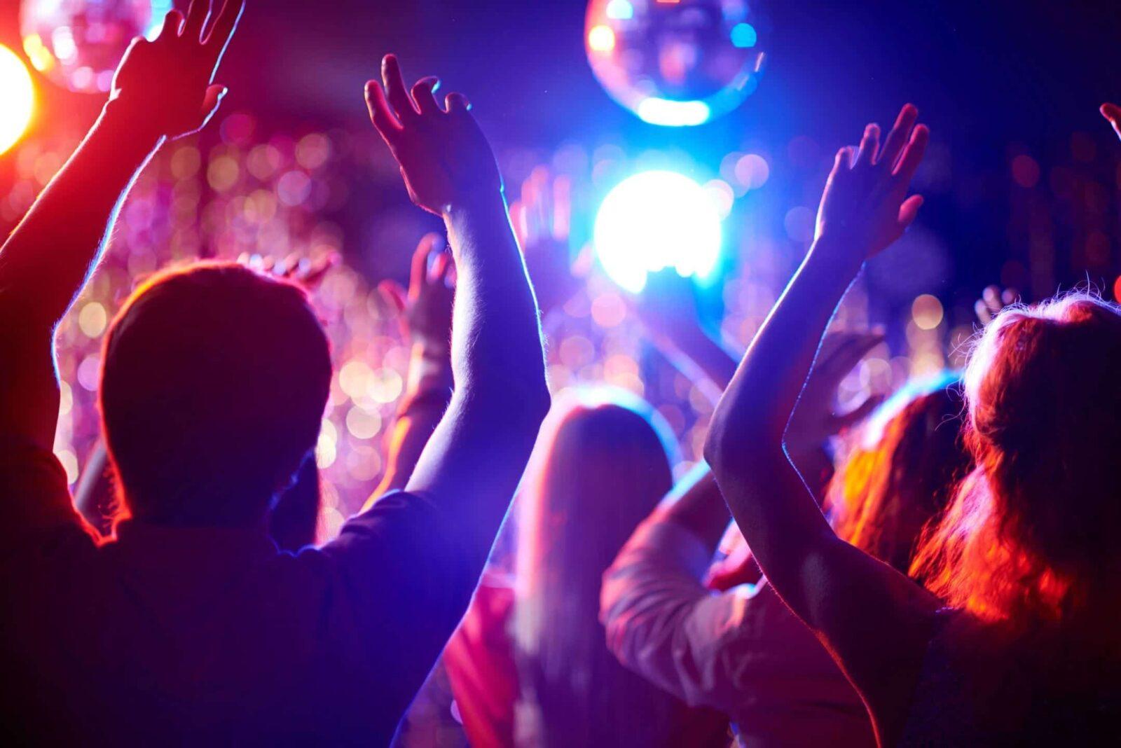 Concert Limousine or Party Bus