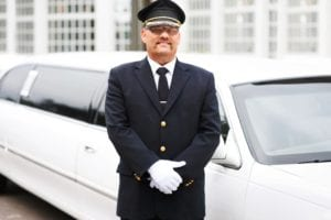 Wedding Limousine Professional Driver