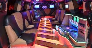 Q80 SUV Limousine