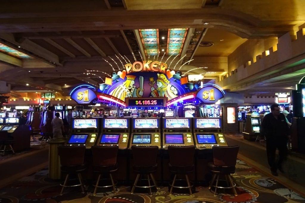 Casino Party Bus