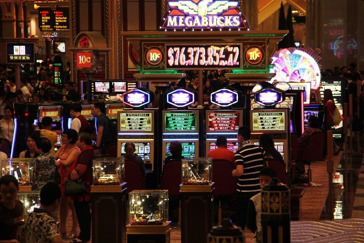 NJ Casino Bus