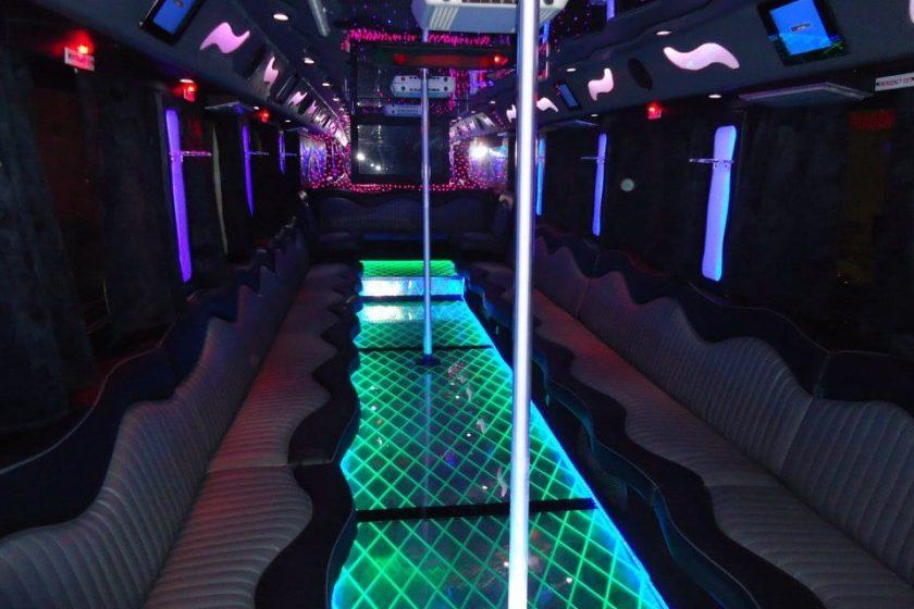 party bus rentals NYC