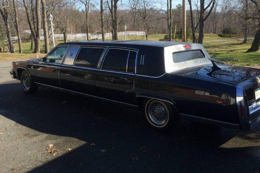 1988 Cadillac Trump Edition