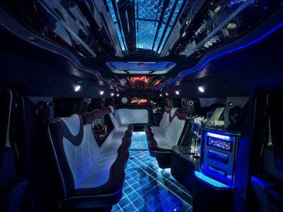 Stretch Limousine Hummer H2