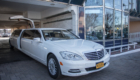 Mercedes Benz S550 Stretch Limousine