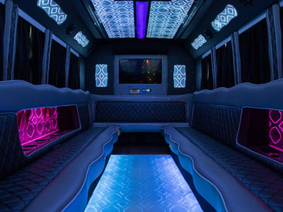 Ford E450 Party Bus