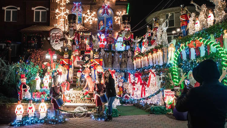 Dyker Heights Christmas Light Show