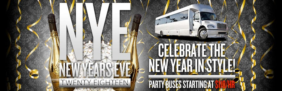 new year eve limousine service