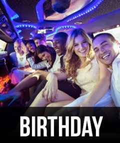 Birthday Limo Service