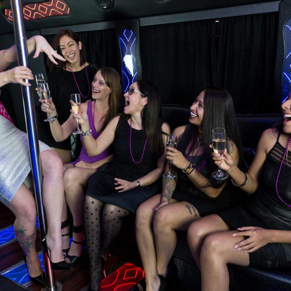 Bachelorette limousine Service