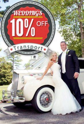 Monday Wedding Discounts.