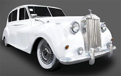 Antique Wedding Limousine Service