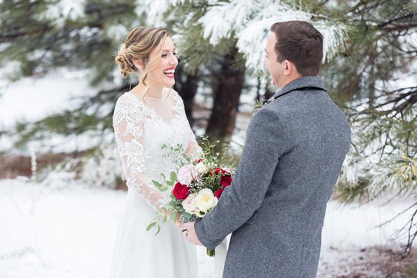 winter-wedding-limo-service