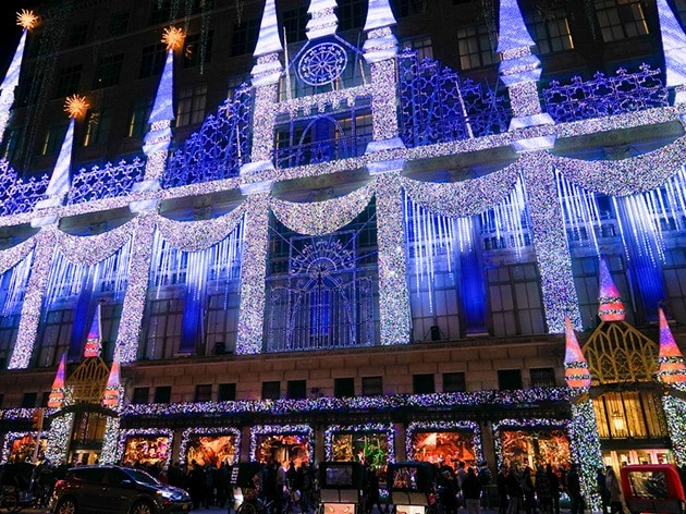 NYC Holiday Light Tours