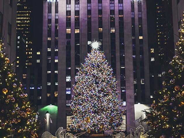 NYC Christmas Lights Tour